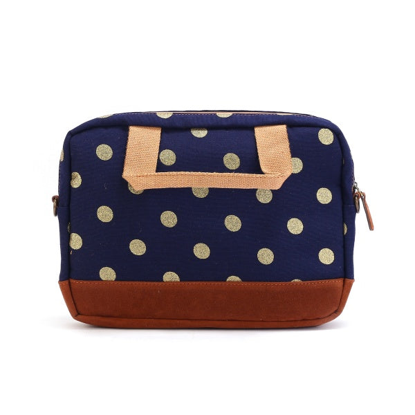"Glittery Dots 13"" Laptop Bag"