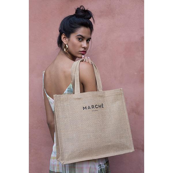 Halki Jute Bag | Large & Natural