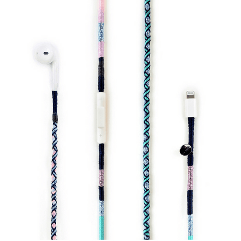 Happy-Nes Apple iPhone 6 Earphones | Marshmello