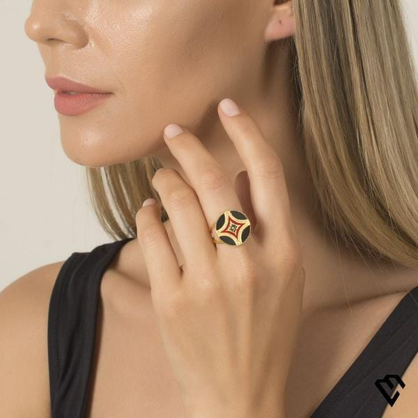 Mari Ring Gold