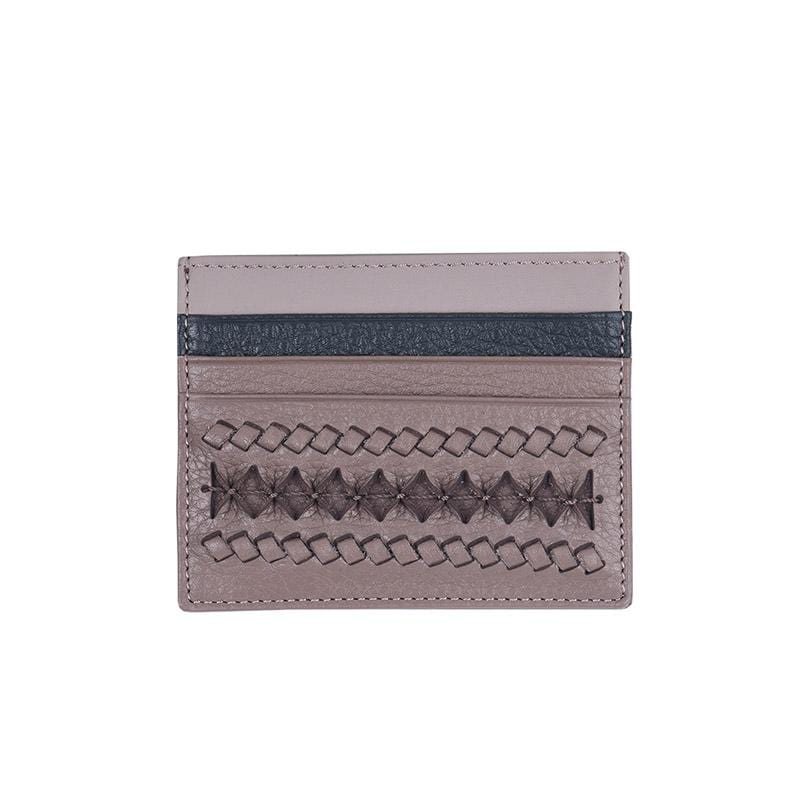 Minica Card Holder | Vison Leather