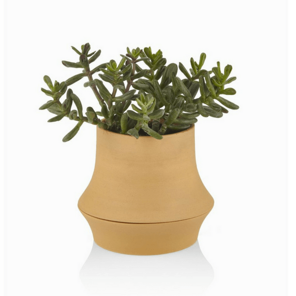 Volver Vase - Narrow Short - Brick