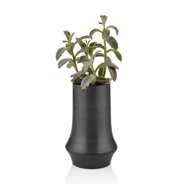 Volver Vase - Narrow Tall - Black