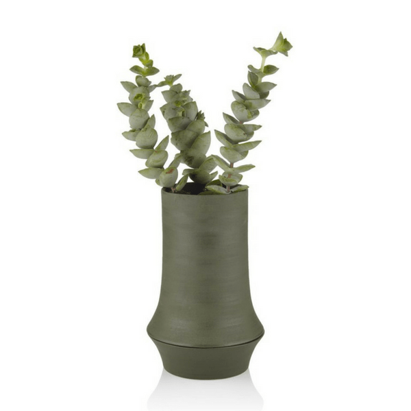 Volver Vase - Narrow Tall - Green