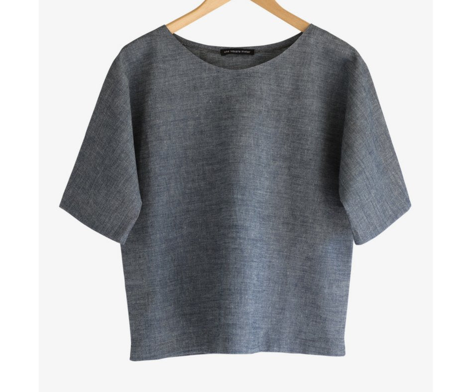 Ada Tee | Grey Clothing one square meter