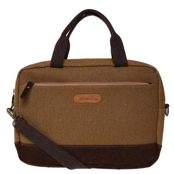 "13"" brown laptop bag"