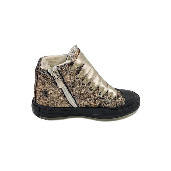 Killah Asphalt Boots | Gold