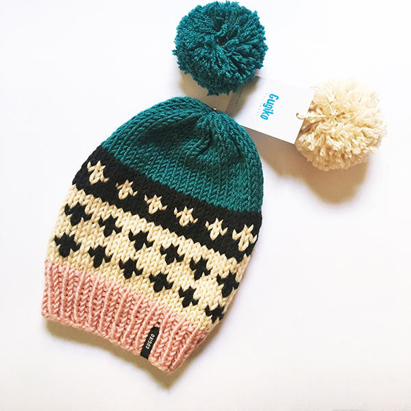 Knitted Wool Hat | Great Escape