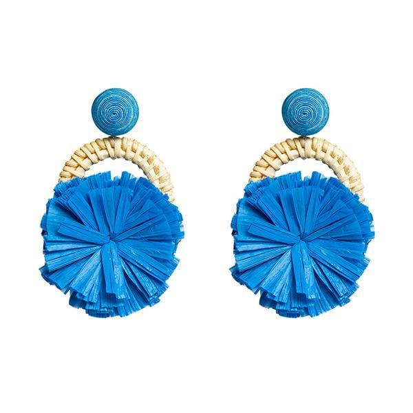 Loomie Earrings | Blue