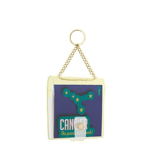 why note!? branded cancer key chain at hippist.co.uk