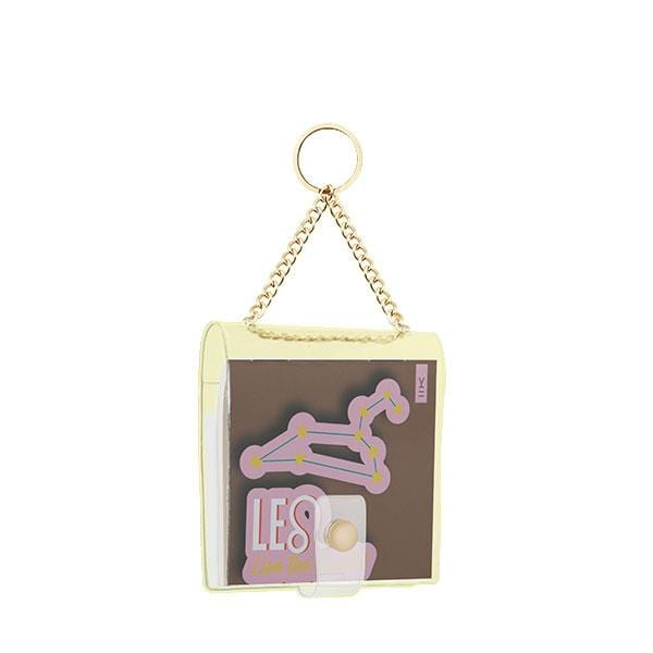 why note!? branded leo key chain at hippist.co.uk
