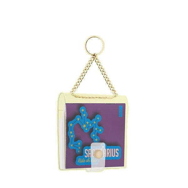 why note!? branded sagittarius key chain at hippist.co.uk