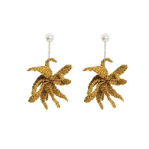 Underwater | Starmie Earrings
