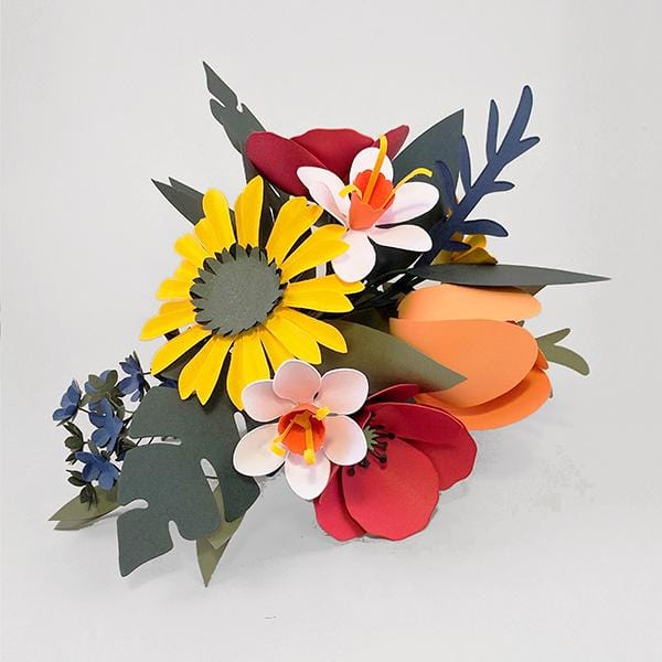 Martine Paper Flower Bouquet
