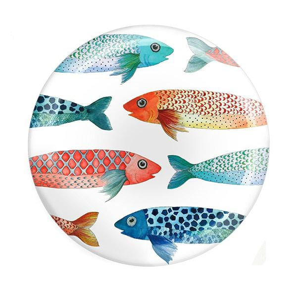 Melamine Dinner Plate | Mullets