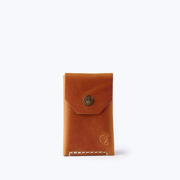 front of the micro wallet