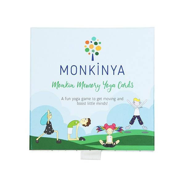 A fun yoga game to get moving and boost little minds!