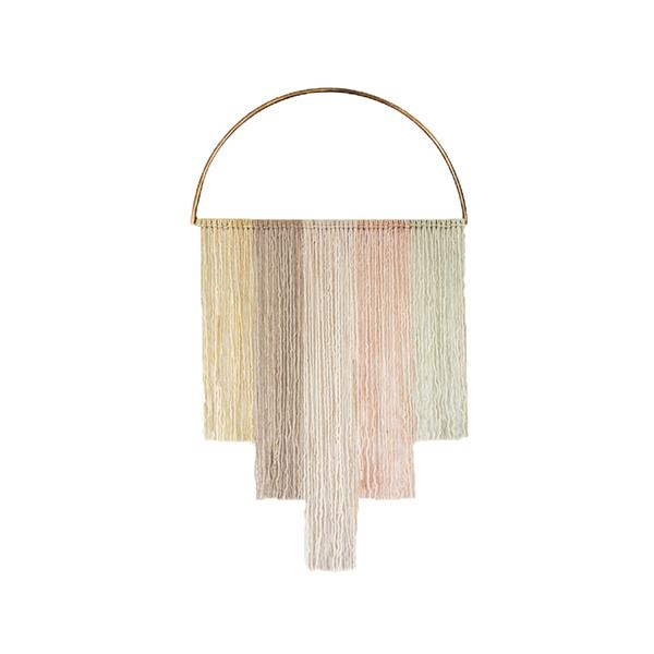 Moonrise Wall Hanging | Pastel