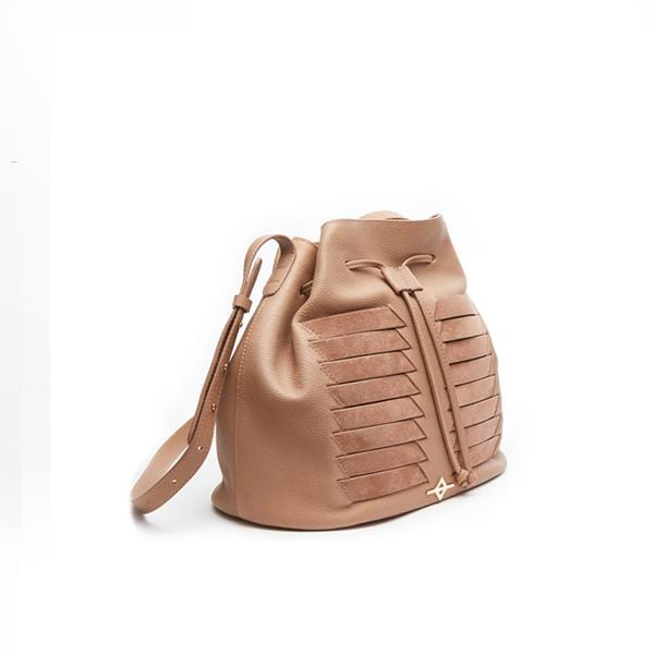 Muni Bucket Bag | Beige