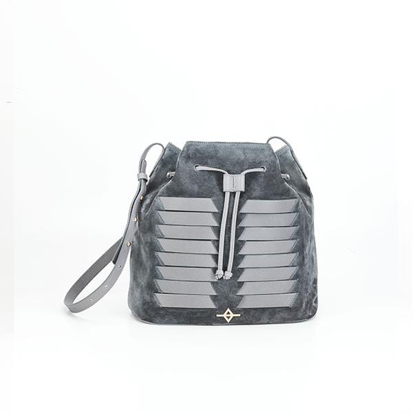 Muni Bucket Bag | Grey