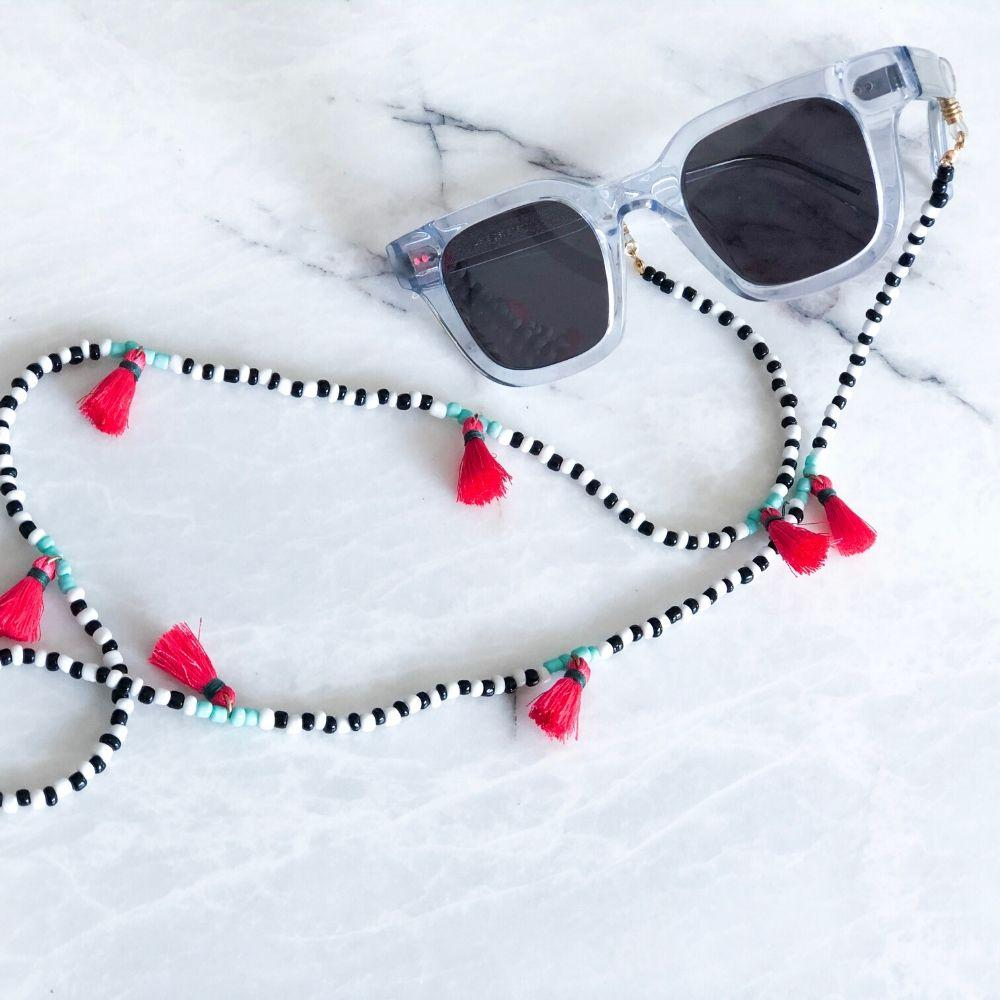 Mykonos Eyeglass Chain