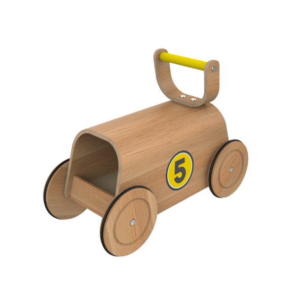 Racer - Wooden Ride On - Walker