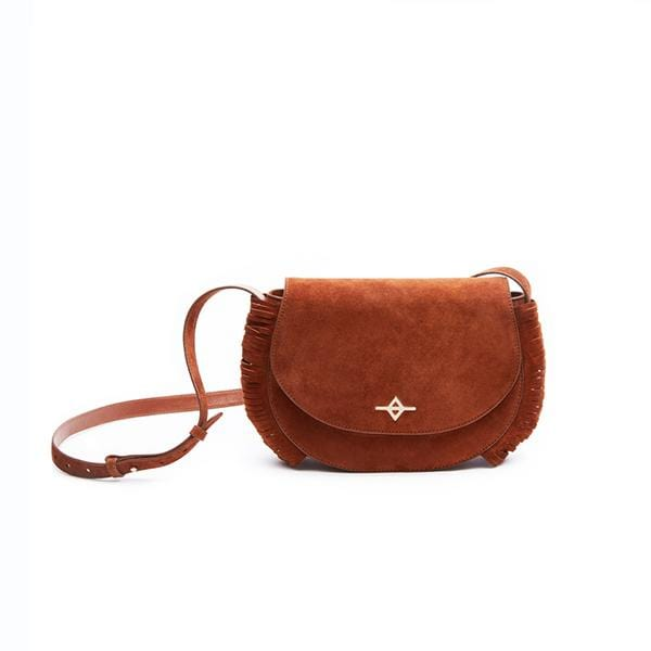 Ruki Crossbody Bag | Tobacco