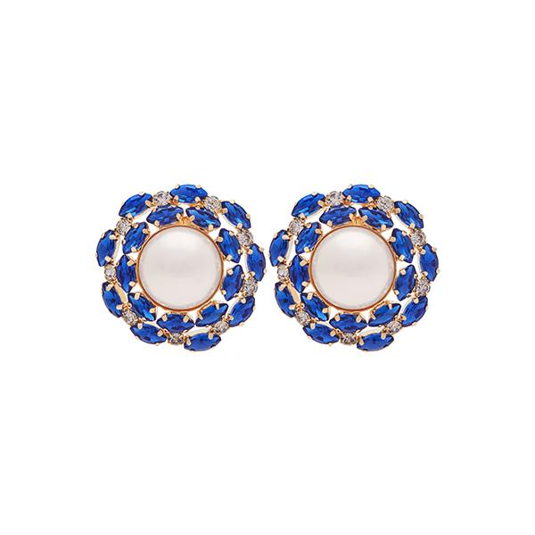Alexis Crystal Earrings | Sapphire Jewellery Ninon