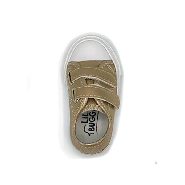 lil bugga branded gold colour deck shoes at hippist for boys between 21 and 25 number
