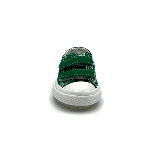 lil bugga branded green colour deck shoes at hippist for boys between 21 and 25 number