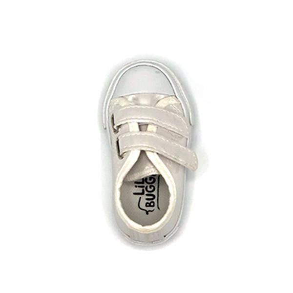 lil bugga branded pearl colour deck shoes at hippist for boys between 21 and 25 number