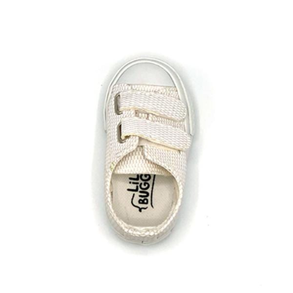 Spiky Deck Shoes | White