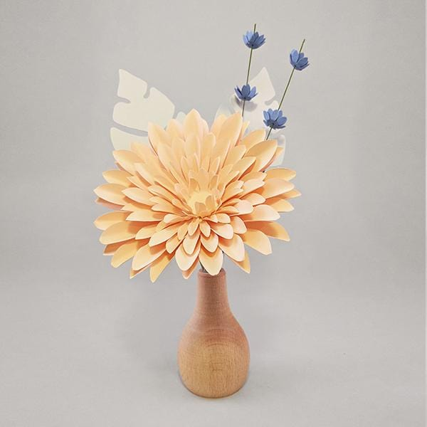Milkyway Paper Flower Bouquet