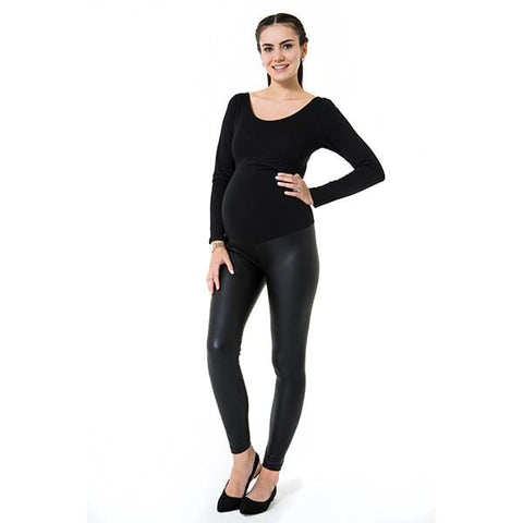 4in1 Multipurpose Knitwear for Pregnancy & Nursing | Black