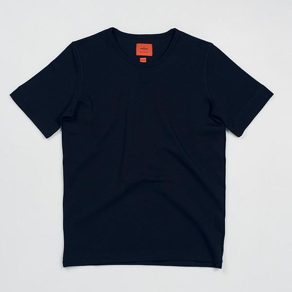 Reflect Studio Limited Edition Navy Colour Oversize Fit Basic Unisex T-Shirt at hippist.co.uk