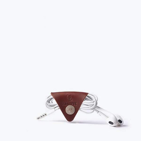 Taco Cable Organiser | Cognac | Pack of Two