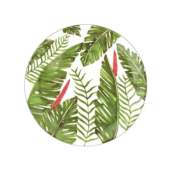 Melamine Dinner Plate | Tropical