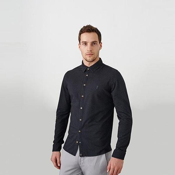 Ziggy Shirt | Anthracite