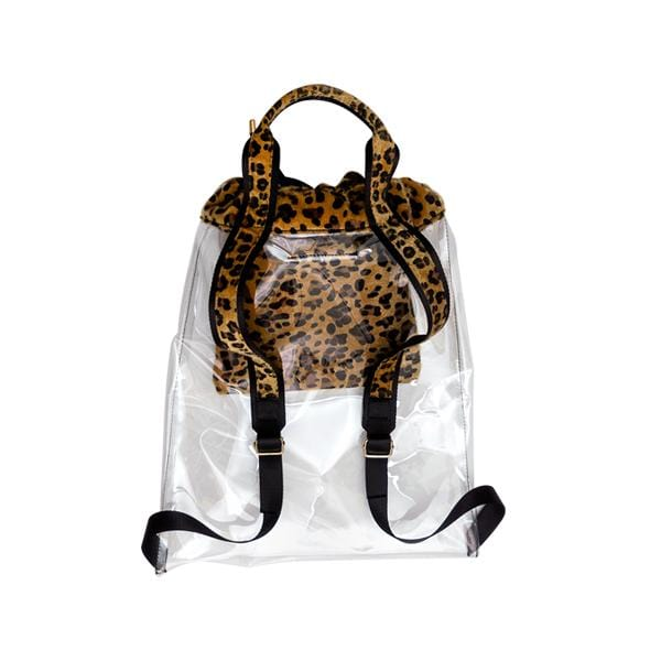 Why Note!? Leopard Bag Back at hippist.co.uk