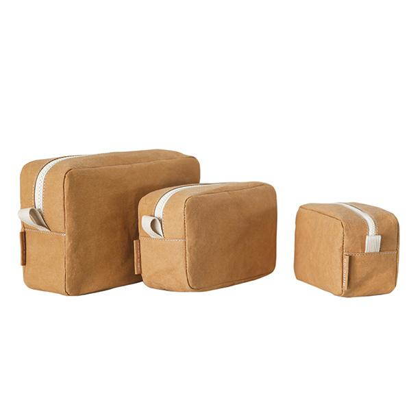 Beauty Case | Large | Kraft Bags Epidotte