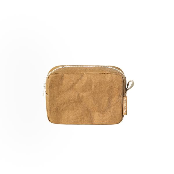 Epidotte Kraft Colour Medium Beauty Case from Eco-friendly paper at hippist.co.uk