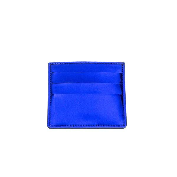 Why Note!? Blue Mirror Card Holder at hippist.co.uk