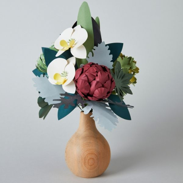 Fikret Paper Flower Bouquet