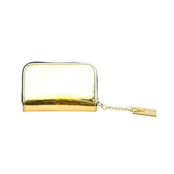 why note!? gold mirror coin holder