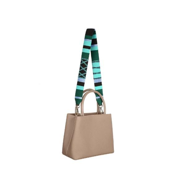 Happy-nes Boho Bag Strap | Azure
