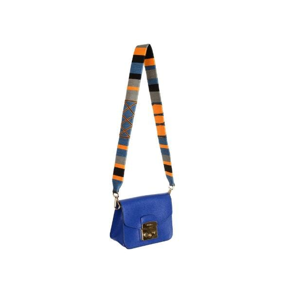 happy-nes branded classic zigzag design boho bag strap lyra at hippist.co.uk