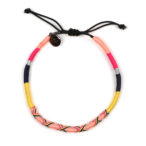 happy-nes branded handcrafted colourful anklet phoenix