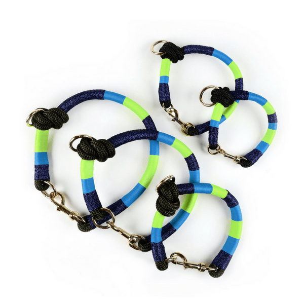 happynes multicolored Dog Collar | Bubble - hippist.co.uk