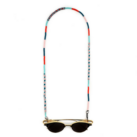 Colourful Eyeglass Chain | Bon Voyage