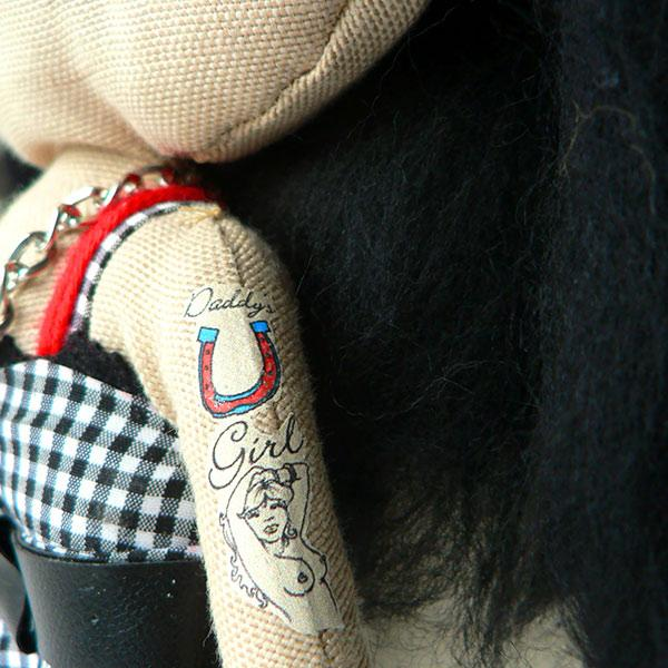 Amy Fabien Handmade Doll Gifts Little Fabien